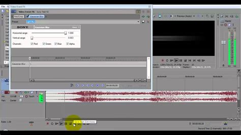 tutorial sony vegas effects sony vegas tutorial text effects wales news by wales