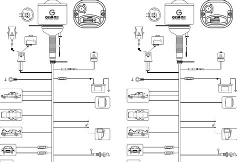 gemini car alarm wiring diagram wiring diagram with