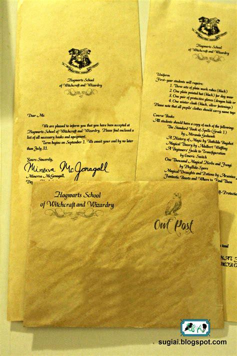Acceptance Letter Etiquette diy hogwarts acceptance letter and envelope by sugiai on deviantart