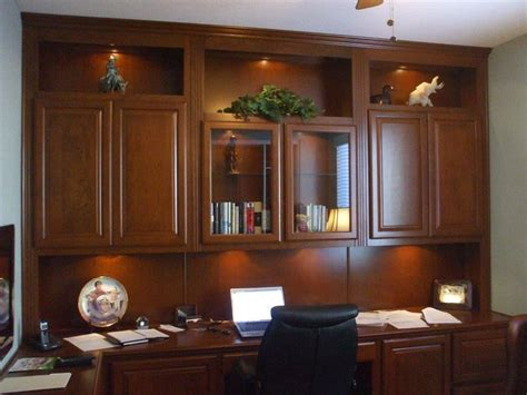 Custom Home Office Cabinets Cabinet Wholesalers Home Office Built In Furniture