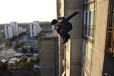 film action parkour could you be a film stunt professional extreme sports blog
