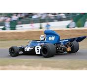 Tyrrell 006 Cosworth  Chassis 006/2 Entrant Mark