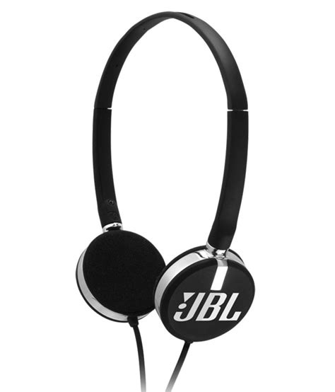 Headset Jbl jbl t26c on ear headphones without mic black buy jbl
