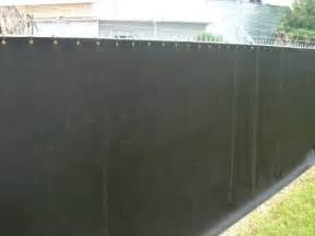 fencing ideas fence fabric fence covers outdoor privacy screen noise reducing fence