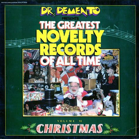 Usvi Records Dr Demento Presents The Greatest Novelty Records Of All Time Volume Vi