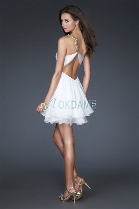 Deko Hochzeit Rot Weiß by Wei 223 Es Kleid R 252 Ckenfrei Alle Guten Ideen 252 Ber Die Ehe
