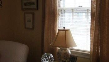 how to make burlap curtains without sewing 32 diys to make burlap curtains guide patterns