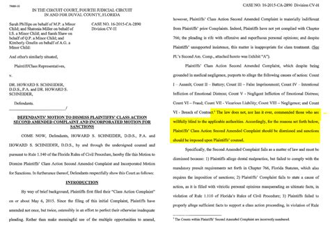 Chicago Illinois Court Records Motion To Dismiss Illinois Lack Of Standing