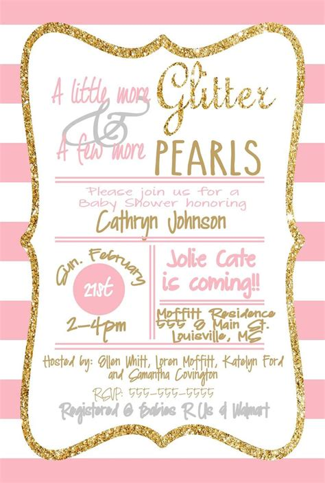 Where To Buy Baby Shower Invitations by Baby Invitations Ideas Show On Cards Ideas With