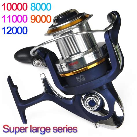 Kumparan Pancing 10 1bb 6 3 1 high quality 8000 12000 series 9 1bb spinning fishing reel