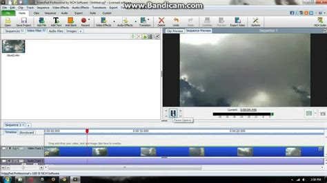 tutorial videopad 2015 how to add fast or slow motion to any video in videopad
