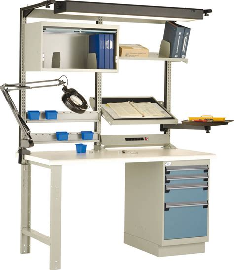 electronic workstation bench rousseau electronic workstation
