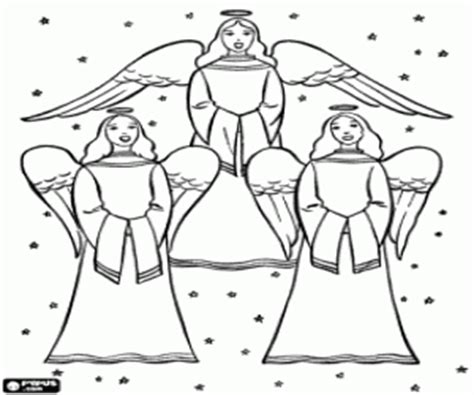 coloring pages angels singing christmas angels coloring pages printable games