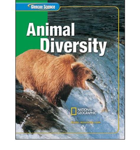animal diversity books animal diversity mcgraw hill education 9780078617409