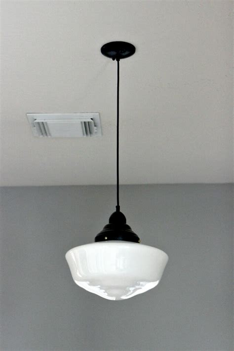 schoolhouse pendant light schoolhouse pendant light solution gray house studio