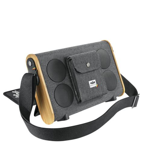 Jo In Portable Bag Out Intl the house of marley roots rock portable bluetooth speaker