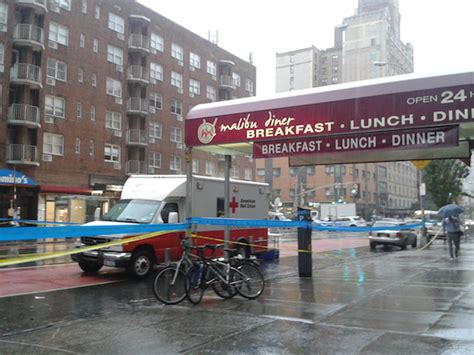 malibu diner chelsea after chelsea bombing malibu diner feeds needs of