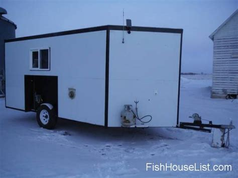 ice house for sale 7 x 14 2013 v nosed ice fishing house for sale okabena buy sell rent ice fishing