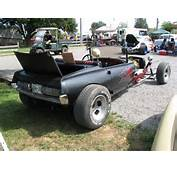Custom Cougar Rat Rod With A Rumble Seat  Authority