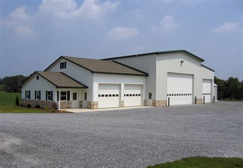 build a shop steel buildings pa hoover design build