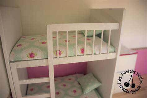 Maison de Barbie   # 6 : les meubles (chambres et salle de