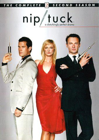 Book Review The Nervous Guide To Nip Tuck By Bowler by Nip Tuck Complete 2nd Season 6 Dvd 2012
