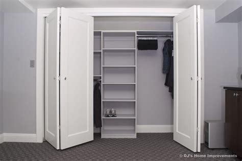 Contemporary Bifold Closet Doors Bifold Closet Doors Home Office Contemporary With Closet