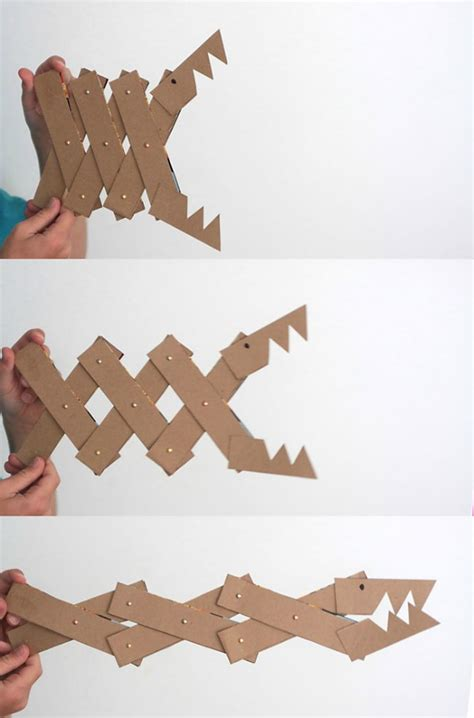 how to make kid crafts jaws easy craft crafts