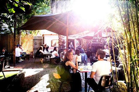Backyard Bar Northcote by Wesley Outdoor Function Venues City Secrets