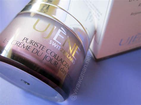 Collagen Viva review of ujene puriste collagen range 50 promo