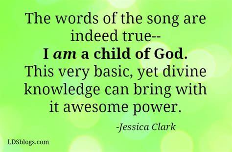 Child Of God Meme - i am a child of god lds blogs