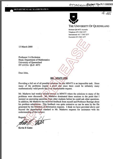 Proof Of Kinship Letter Http Haigreport Proofburragegateslisterporterfraudmathsdeptuq