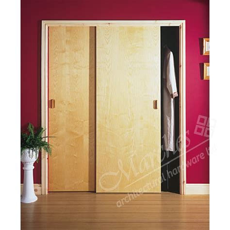 Sliding Door Tracks For Wardrobes by W15 Top Wardrobe Sliding Door Track 1 5m
