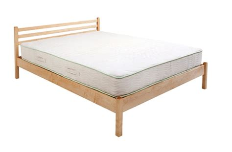 slate bed frame triple slat hardwood bed frame