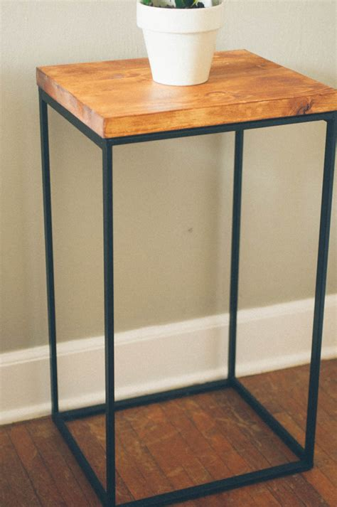 ikea end table hack diy ikea side table