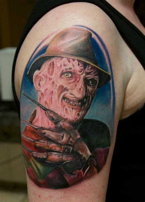 freddy krueger tattoo freddy krueger by graynd on deviantart