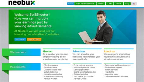 Best Paid Search Site How To Multiply Your Earnings At Neobux Best Paid To