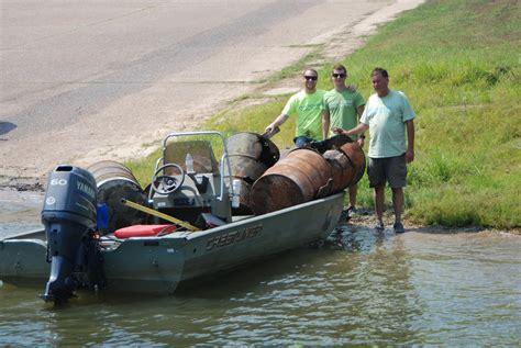 water sweep targets litter kedm