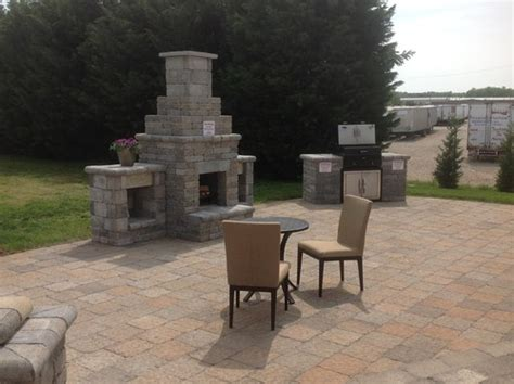 general shale fireplace kit new patio at general shale kernersville nc