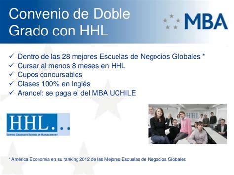 America Economia Mba Tour by Mba Universidad De Chile 2013 Martin Meister