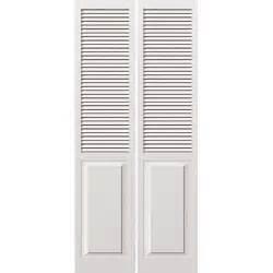 Vented Closet Doors Wooden Louver Doors 171 Wood Doors