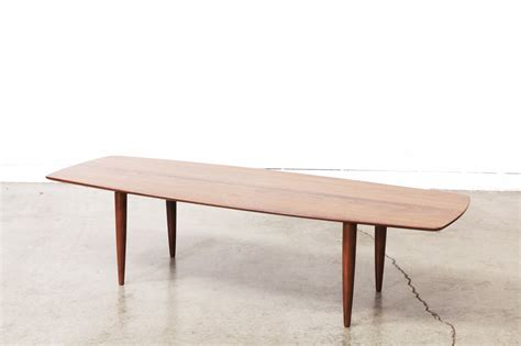 mid century modern table stunning mid century modern walnut coffee table vintage