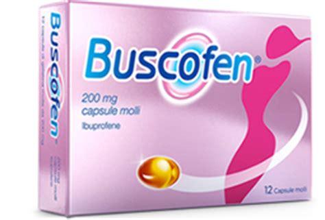 buscofen per mal di testa buscofen capsule molli 200mg 5 53