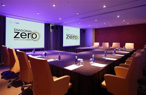 sala de reuniones barcelona salas de reuniones y eventos en barcelona hotel diagonal zero