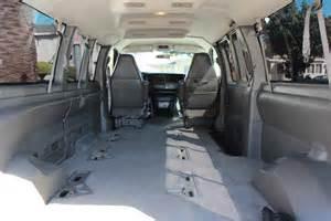 Chevrolet Express Interior Photos Defying Normal