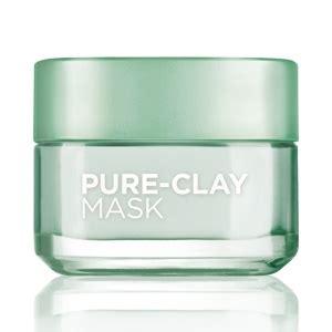 Masker Loreal purify mattify eucalyptus clay mask for skin l or 233 al