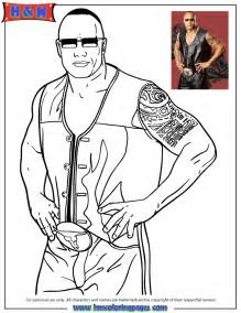 rock coloring book superstar the rock coloring page h m coloring pages
