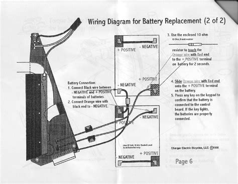 electric scooter wiring diagram owner s manual wiring