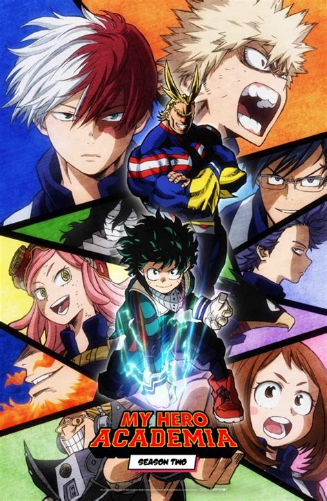my hero academia 2 841669351x my hero academia season 2 expands streaming platforms with subtitled episodes on hulu and