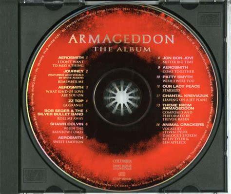 La Grange Aerosmith by Armageddon Soundtrack 1998 Cd Sniper Reference